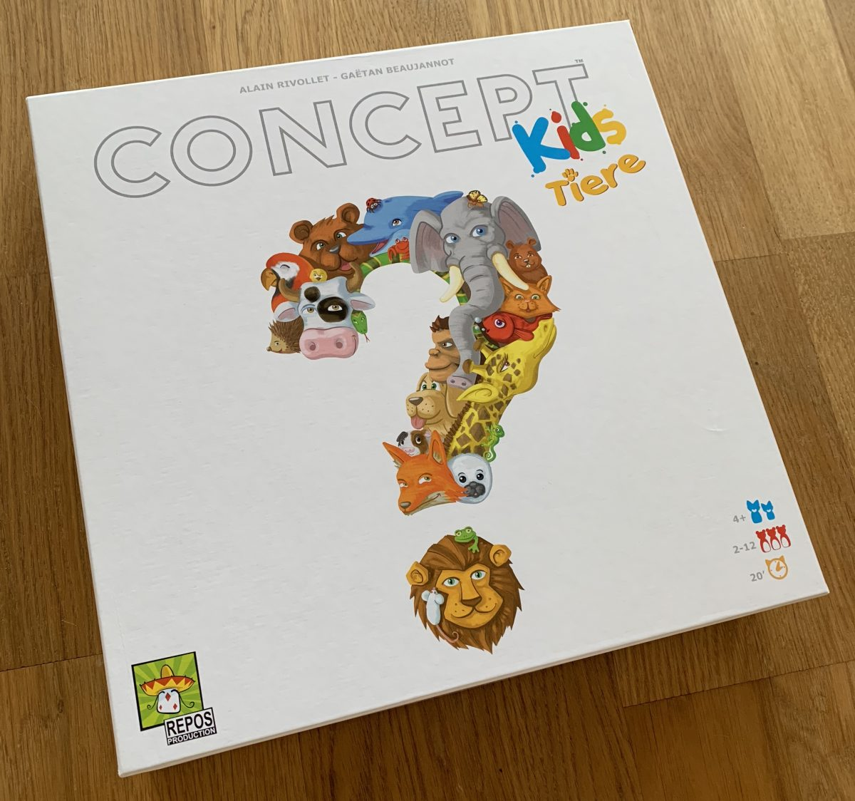 Game-Based Learning in der Schule: Concept Kids – Tiere