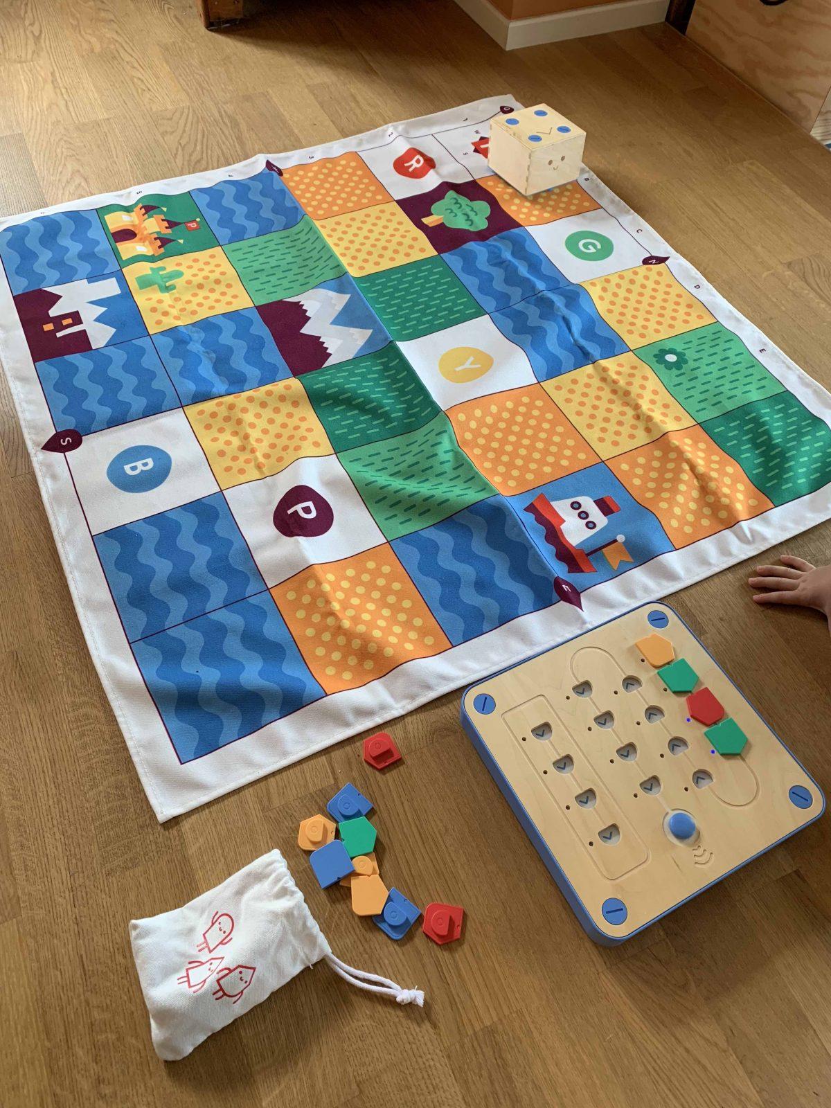 Educational Games in der Schule: Spielend programmieren mit Cubetto