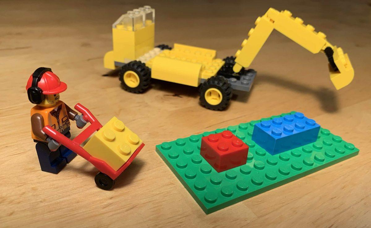 Lego-Rhythmus-Konstrukteure Titelbild
