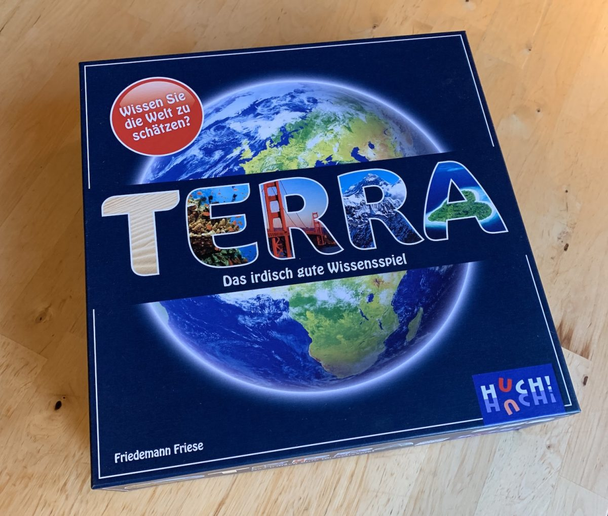 Game-Based Learning in der Schule: TERRA & TERRA on Tour