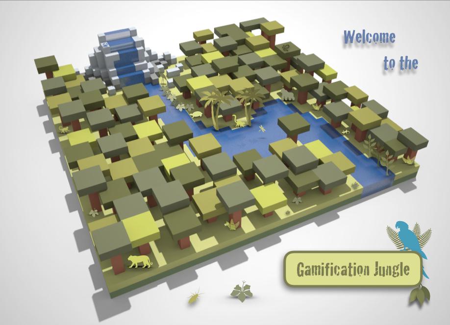Willkommen in der atemberaubenden Vielfalt des Gamification-Dschungels
