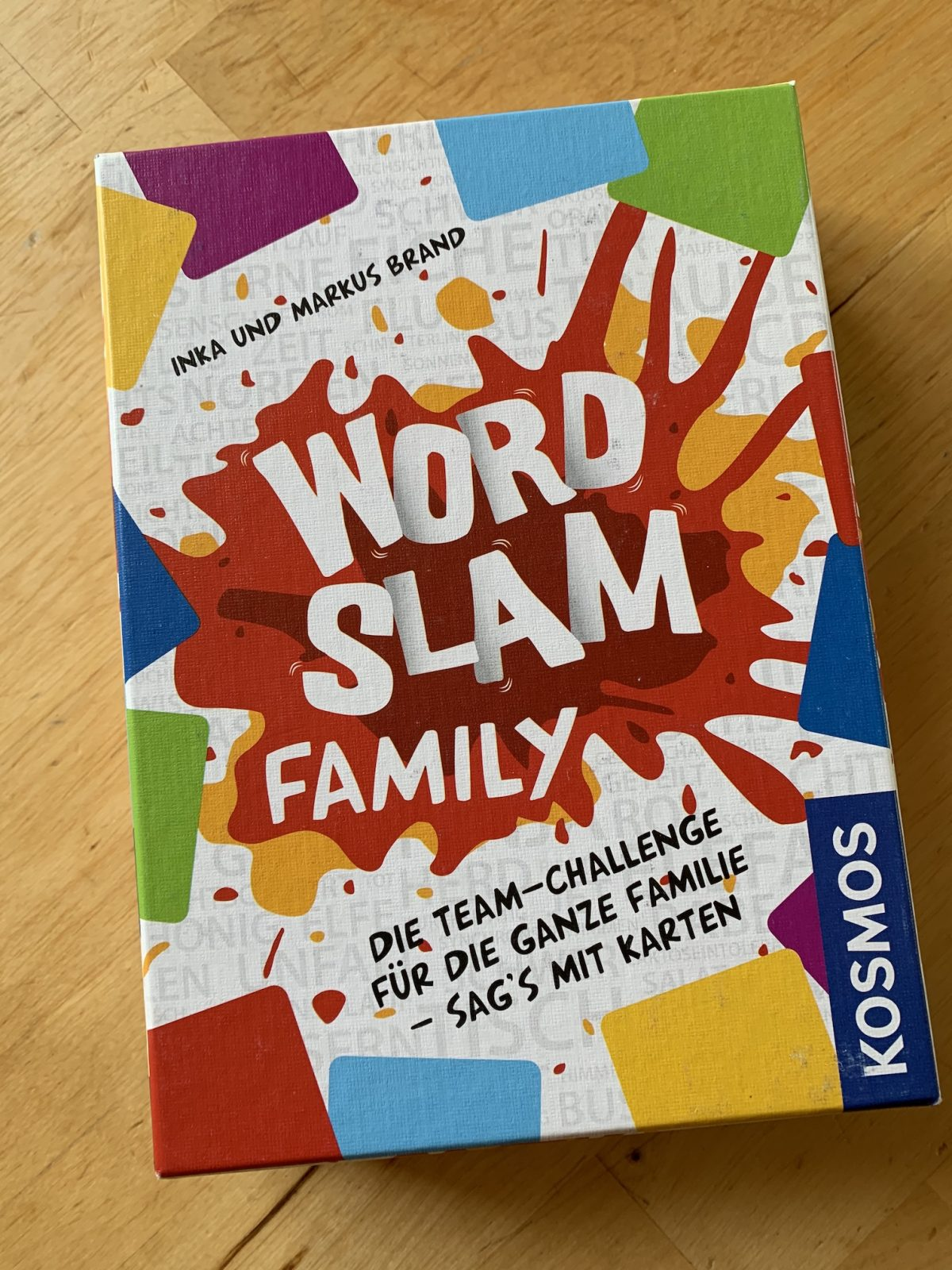 Game-Based Learning in der Schule: Word Slam Family