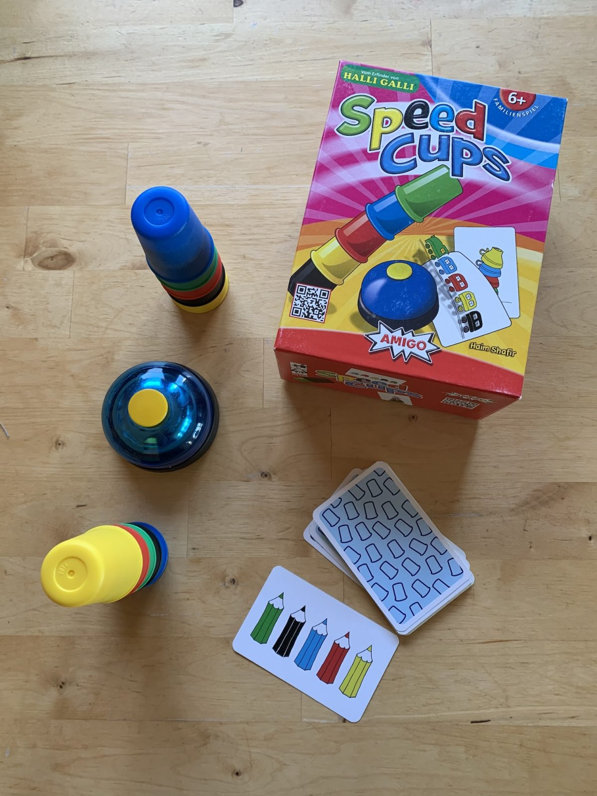 Game-Based Learning in der Schule: Speed Cups