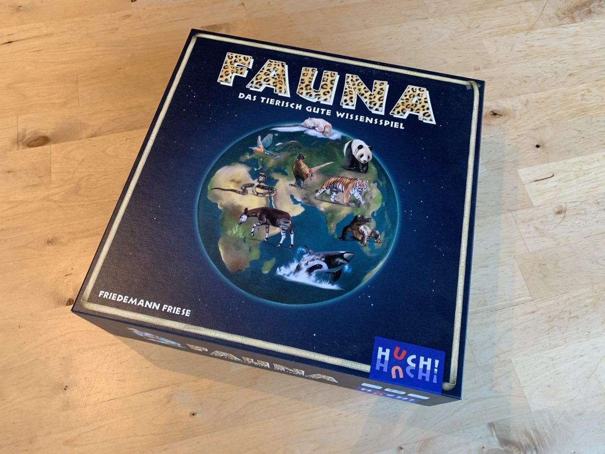Game-Based Learning in der Schule: FAUNA