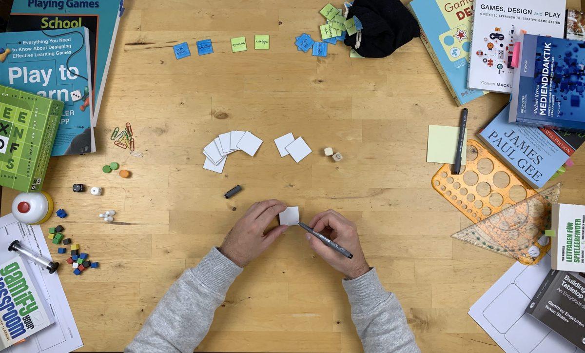 Offener Selbstlernkurs zu Edu Game Design
